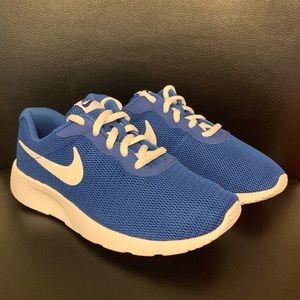 Nike Kids Tanjun (W) (GS) Game Royal Blue Shoes